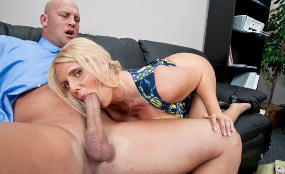 Karen Fisher - Sex Position #5