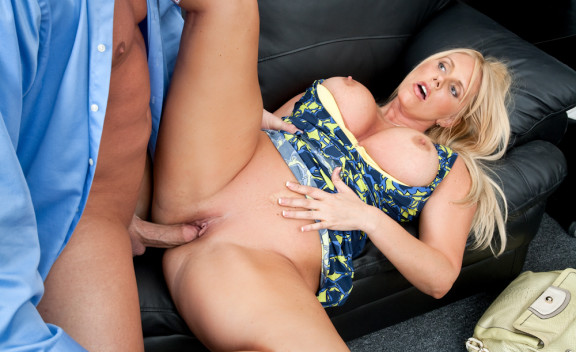 Karen Fisher - Sex Position #6