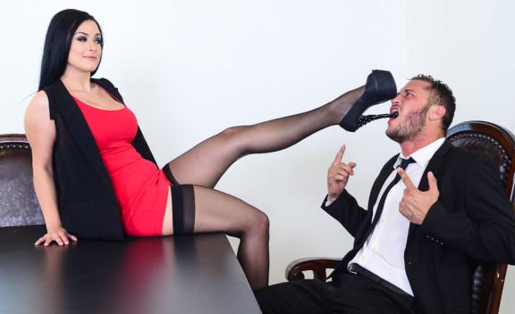 Katrina Jade - Sex Position #1