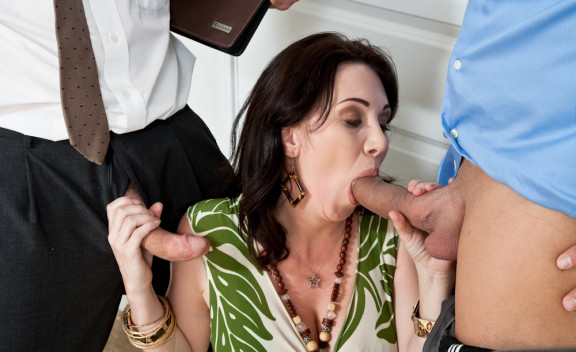 Alia Janine & RayVeness - Sex Position #2