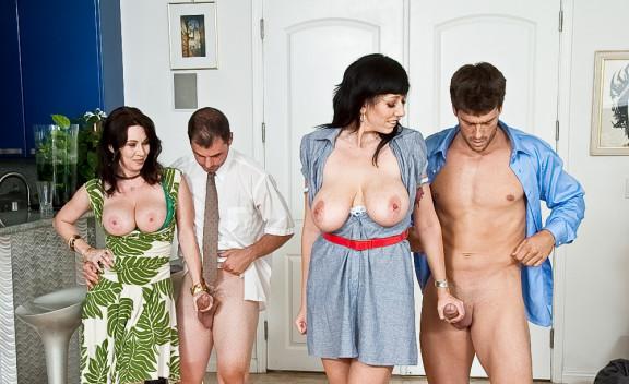 Alia Janine & RayVeness - Sex Position #3