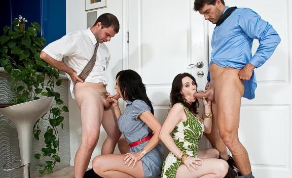 Alia Janine & RayVeness - Sex Position #4