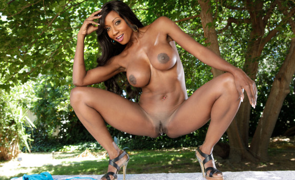 Diamond Jackson - Sex Position #1