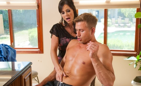 Kendra Lust - Sex Position #1