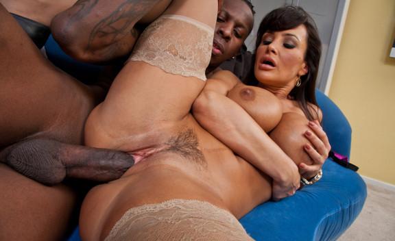 Lisa Ann - Sex Position #12