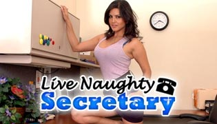 Stream sexy office works pleasure themselves!